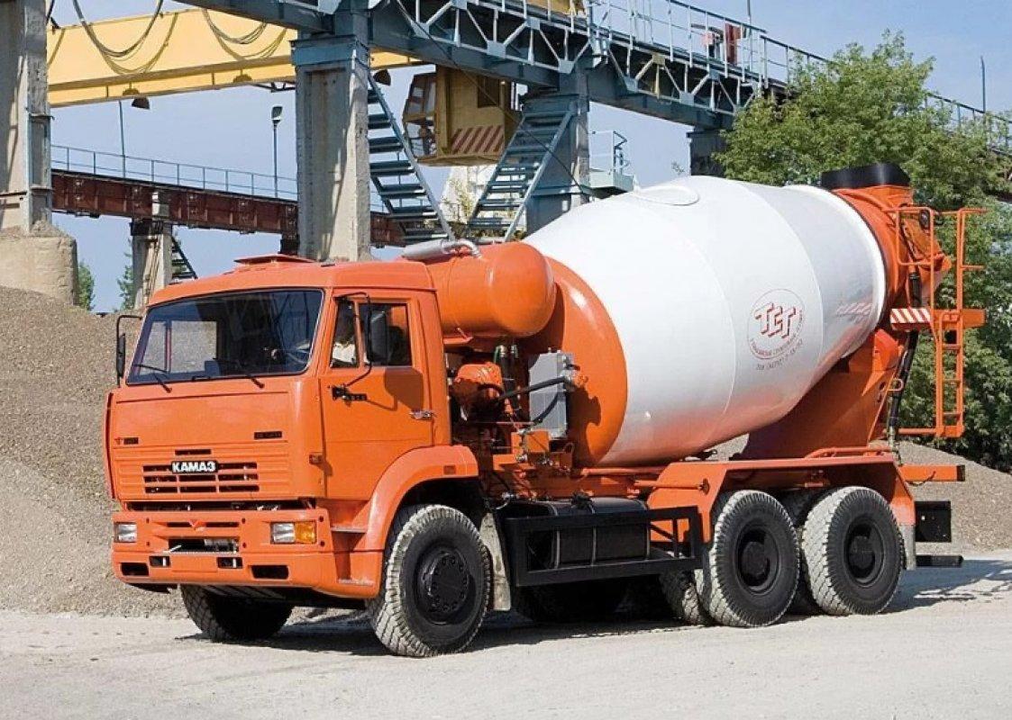 Бетон доставка орел вымывной бетон