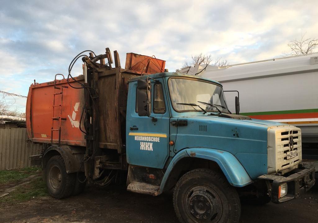 Спецтехника мусоровоз зил перевозки спецтехники воронеж